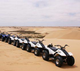 Namibia Guided Quadbike Tours